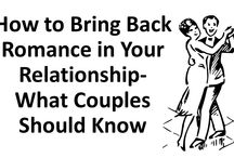 Renewed Romance / by Jenn Larouco