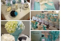 Tiffany & Co. Bridal Shower / by Candice BreAnna