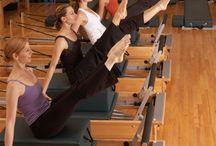 Yoga-Pilates / by M Angeles C.C.