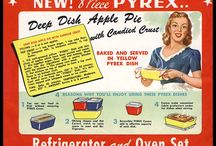 Vintage Pyrex Ads / Showing off some of our favorite vintage ads. / by Pyrex