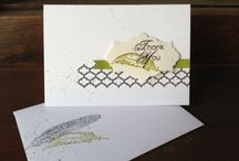 Shelli's Stampin Up Creations / by Patty Bennett