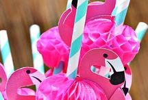 Pink Flamingos soccer / by Robyn Vettraino