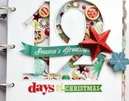 December Daily {Holiday Albums} / Inspiration for documenting Christmas & the holiday season. / by Julie Campbell