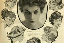 1950's Short Hairstyles / Hair for Guys and Dolls, maybe Leading Ladies. / by Dusti Arab