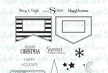 Uniko Studio Label Love: Christmas / by Beverley Brown