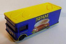 SPAMMM.......Ideas for SPAM Mobile Museum / by Stephen Wolstenholme