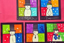 Winter Crafts/Activities / by Amy Snodgrass