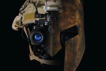Old soldier, Combat soldier / by Francisco Estrada