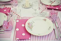 Table Settings I Love / by Adriane Sahmaunt