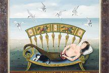 mermaids / by Kt Cushing-murray
