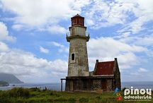 Lighthouses / by Pinoy Adventurista