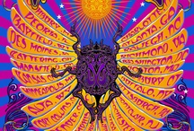 concert posters  / by Angel Chandler