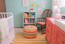 Nursery Ideas (for later!) / by Amy McClarney