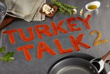 Turkey Talk / We all know turkey steals the show at Thanksgiving dinner... so just how do you roast it to buttery, juicy, delicious perfection? We're talking turkey and giving this Thanksgiving superstar the limelight. / by Circulon