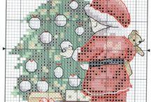 Natal / Graficos natalinos / by Ivonieda Cardoso