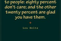 Quotes / by Shirlee Harris