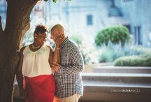 my  (real) engagement photos...this is me / by Erika Ladye