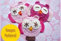 Crocheting / by Samantha Hampton