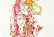 Illustrations and General Pretty / by Eileen Dunn