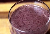 recipes - healthy juices/smoothies / by Kristen