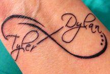Tattoos / by Trish Rogers