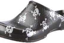 Shoes - Mules & Clogs / by Pamela Bessant