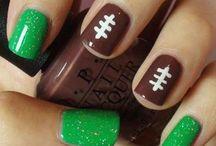Football Obsessed / by Whitney K Nesbitt