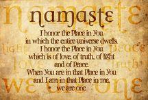 Namaste / by Les B