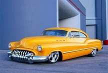 Cadillac / by Kirk Dewar