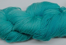 Sheepwalk Hand Dyed Yarn / by Suzoos Wool Works, LLC
