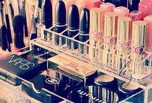 Makeup Storage / by Erin Winn