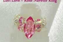 """My New """" Lori Love Jewelry Collection ~ Custom Rings Made your way """"  / by Kimberly Idalski"""