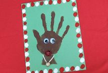 Crafts For The Kids / Here are some fun, easy crafts I can do with my kids. / by Melissa Wallace
