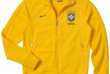 Brasil National Replica Apparel / by SoccerSavings.com