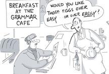 Grammar, Please! / by Bari Boisvert