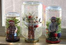 holiday crafts and party ideas / by Erin Hoffman-Christopherson
