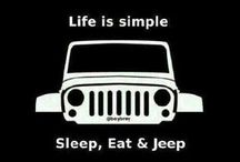 {It's a Jeep Thing} / by Kelsey Digby
