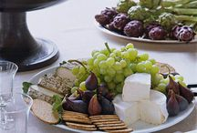 ► The Art of a Cheese Plate ◄ / by Marie Ville