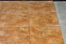 Flooring and Tile / by Ron Hazelton