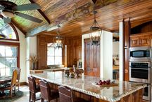 Kitchen Colors and Ideas / by Wanda Hollis Photography