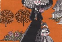Matilda Jane Fabric / by Jennifer Haugh
