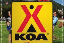 KOA  Must Haves / by Fredericksburg KOA Campground