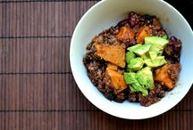 autumn/winter meals / by Jess Costanzo