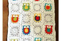 Crocheting  / by Catherine Newton