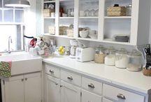 Kitchen Ideas / by Lori Elias