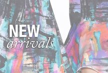 New Arrivals / by Nicole Miller
