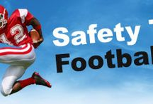 Sport Safety  / A board designed to help teens stay aware of how to keep safe while playing sports.  / by TeensHealth
