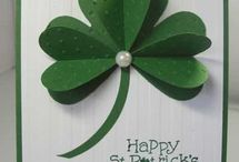 Cards-St. Patrick's Day / by Michelle Phillips