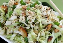 Salads / by Jessica Karlonas