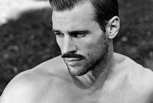 Tattooed men and beards  / by Kacie Jenison